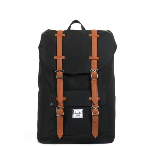 Herschel supply co. 'Little America Backpack | Mid-Volume' - Black - shophearts - 1