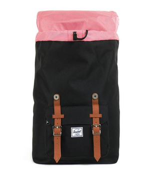Herschel supply co. 'Little America Backpack | Mid-Volume' - Black - shophearts - 2