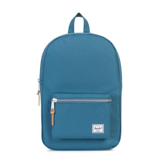 Herschel Supply - Settlement Backpack | Mid-Volume - Indian Teal - shophearts - 1