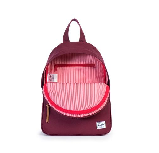 herschel supply co. - womens town backpack | windsor wine - shophearts - 2