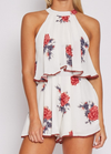 dance all night floral halter romper - shophearts - 6