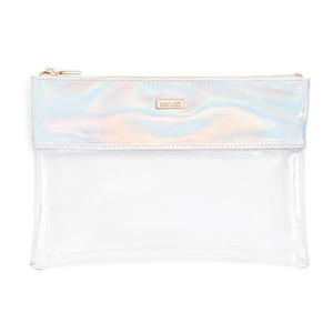 ban.do peekaboo clutch - holographic