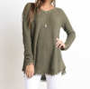 Oversized Thermal Sweater in More Colors