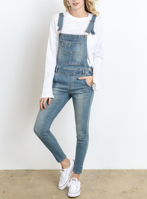 denim overalls - more colors