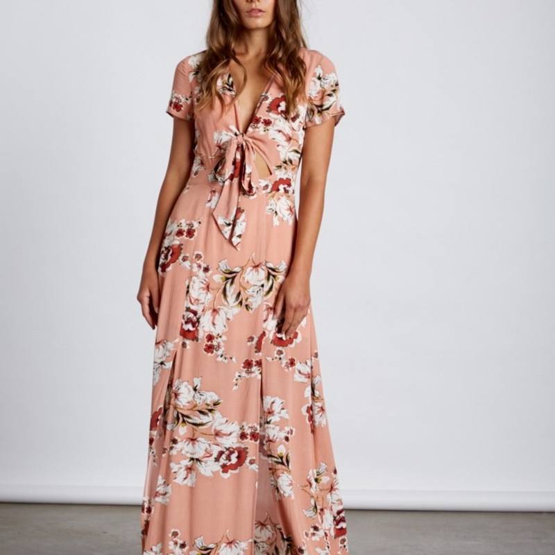 ava floral maxi - more colors