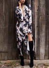 Final Sale - Somedays Lovin - Mystic Nights Midi Dress in Multi
