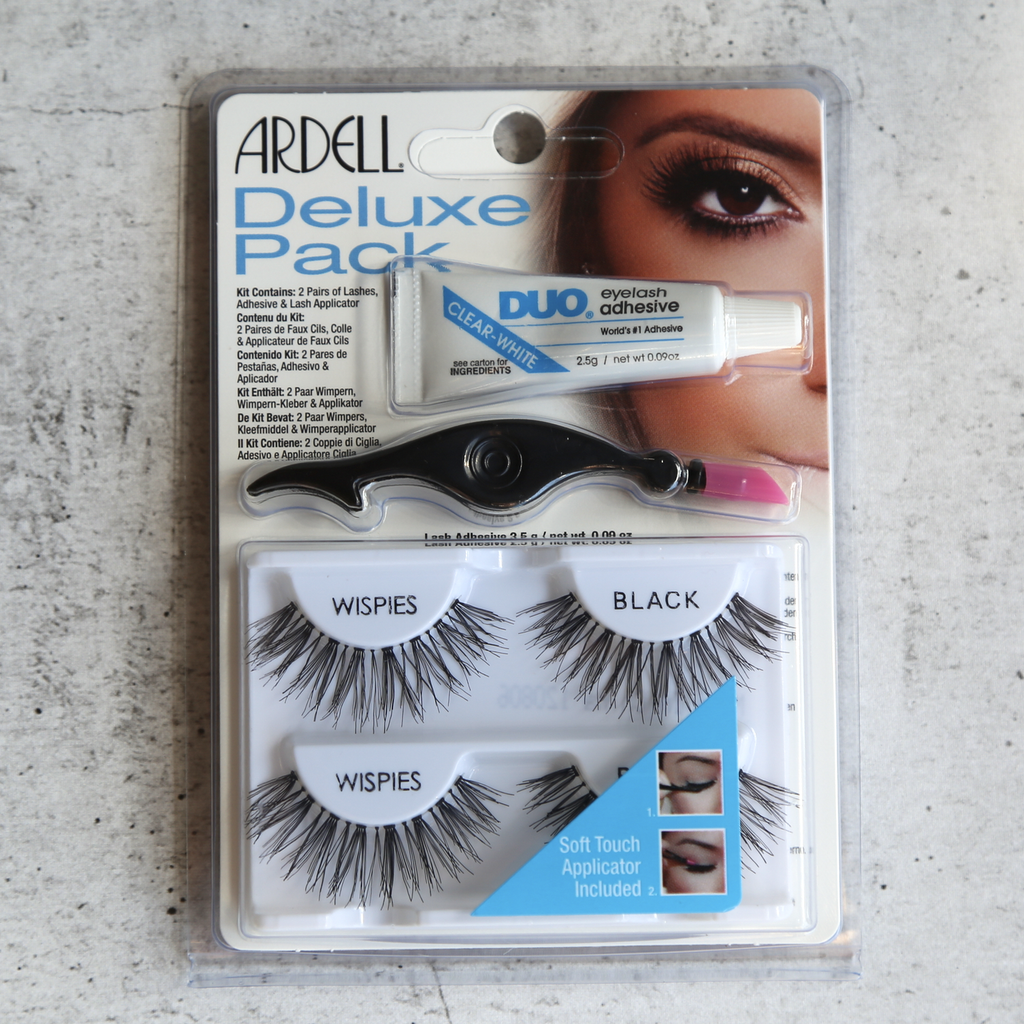 ardell deluxe pack lash wispies