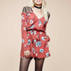 Final Sale - MINKPINK - Ornate Floral Playsuit/Romper in Multi