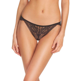Free People - Intimately FP Sorento Lace Bikini - black