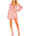 Final Sale - Somedays Lovin - Wild World Mini Dress in Pink/Multi