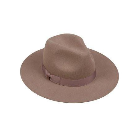lack of color - the stahl - wool stardust fedora hat 397c9ad85f7
