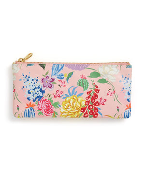 Ban.do - Get It Together Pencil Pouch in Garden Party
