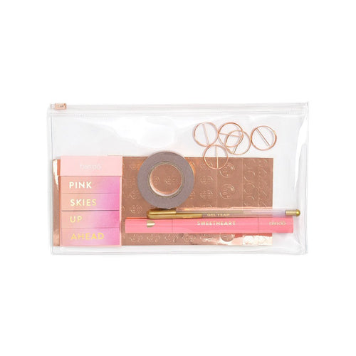 ban.do - agenda starter pack - rose gold