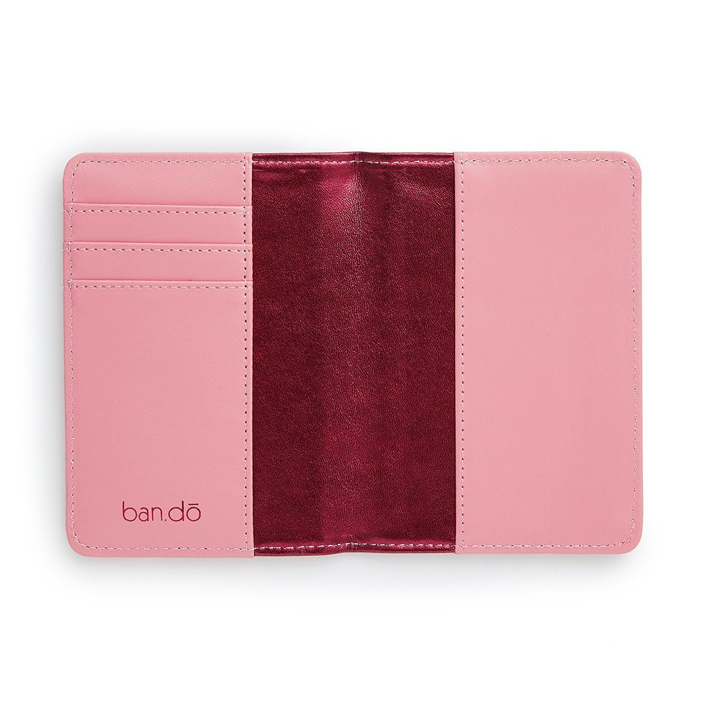 ban.do - getaway passport holder - available for weekends