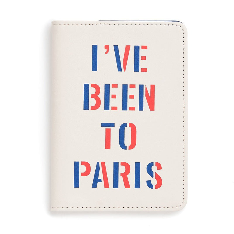 Ban.do - Getaway Passport Holder in I've Been to Paris
