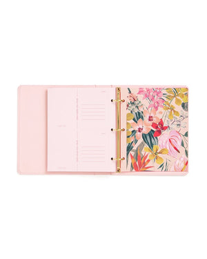 Ban.do - Travel Hard Cover 3-Ring Binder Planner - I'm Outta Here