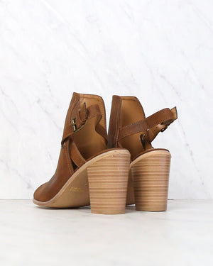 Very Volatile - Bolten Sandals in Tan