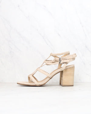 COCONUTS By Matisse - Cora Heeled Sandal in Ivory