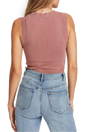 Free People - We The Free Go To Tank in Raspberry