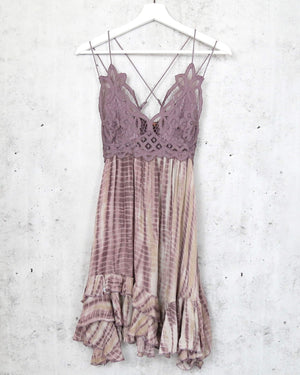 Free People - Adella Tie Dye Slip in More Colors