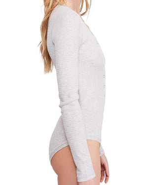 Free People - Keep Your Cool Knit Bodysuit in More Colors