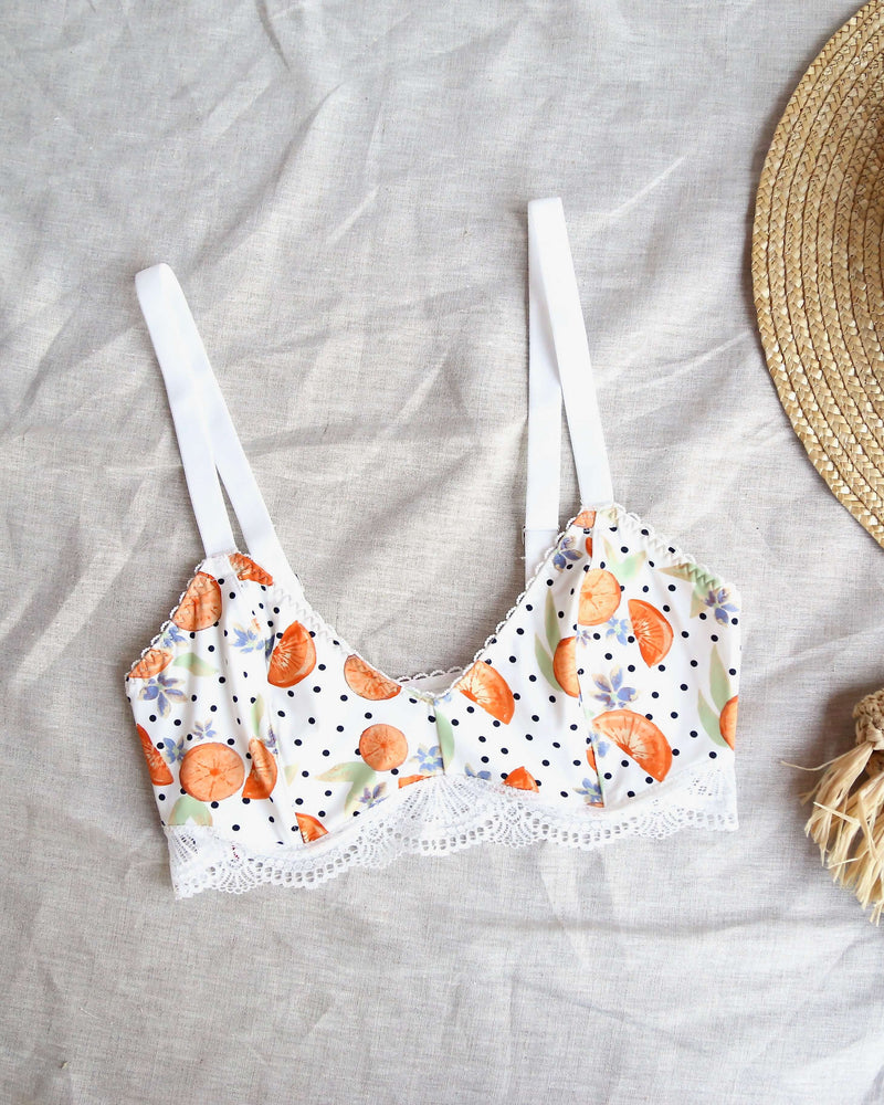 Free People - Mari Printed Bralette