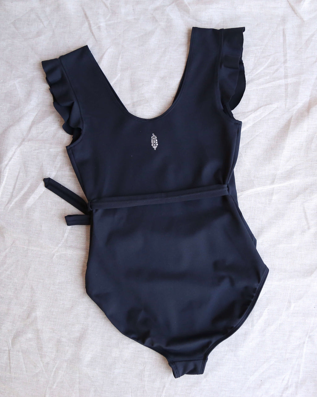 free people - movement streamline bodysuit - black