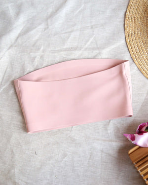 free people - nina bandeau - salt pink