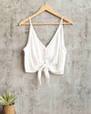 free people - two tie for you brami crop top - more colors