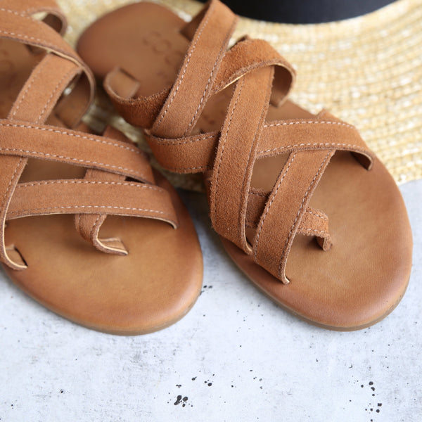 7cac8c43d05a COCONUTS By Matisse - Beno Womens Sandals - tan