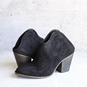 chinese laundry - kelso - Open Back Bootie (Women) - shophearts - 1