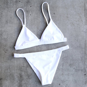 the minimalist bikini - separates - more colors