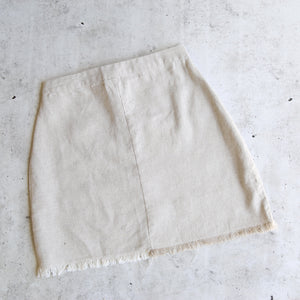 Something Just Like This Linen Skirt in More Colors