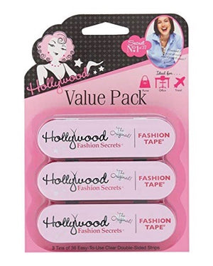 Hollywood Fashion Secrets - Hollywood Fashion Tape Value Pack