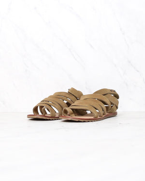 musse & cloud 'Intense' flat suede sandal (Women) - more colors
