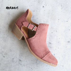 Desert Ankle Boots in More Colors