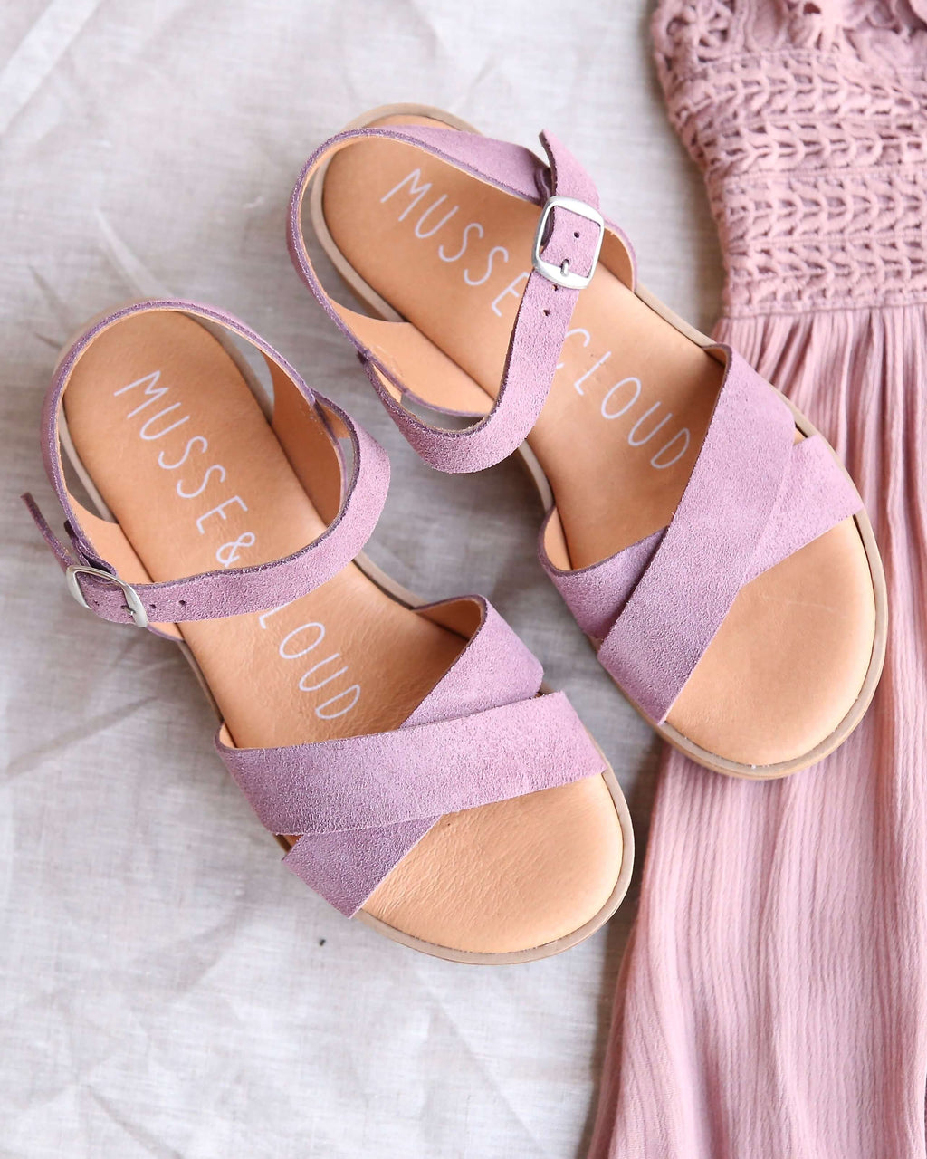 538aab45728 musse   cloud - isabel sporty strappy platform sandal in suede lilac mauve