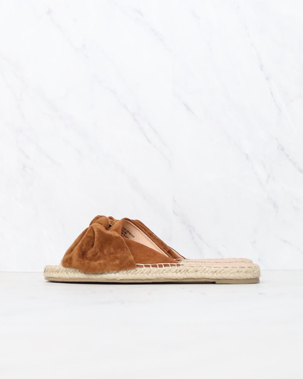 coconuts by matisse - now or never bow sandal - saddle