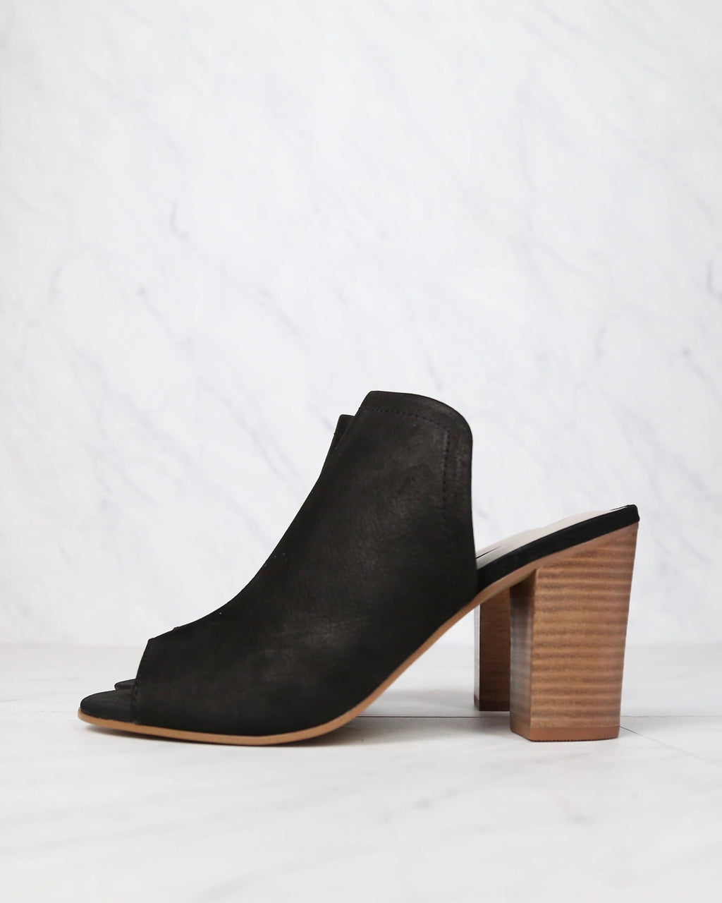 Sbicca - Love Block-Heel Mules in Black