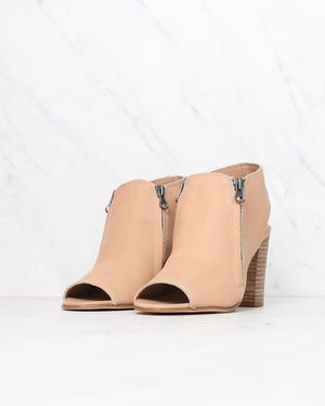 Sbicca - Sancia Women's Ankle Booties in Blush