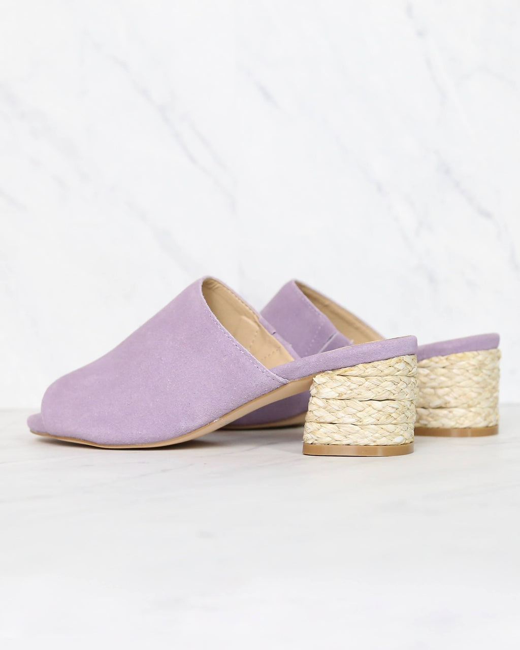 sbicca - halma jute wrap heeled mule - more colors