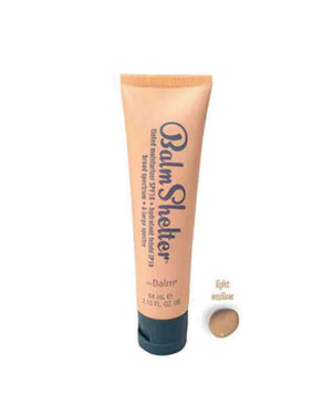 theBalm - balm shelter tinted moisturizer with SPF18 - light/medium