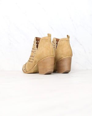 spring valley cutout ankle bootie - more colors