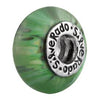 SilveRado Zesty Lime Murano Glass Bead, Murano Glass Bead, SilveRado