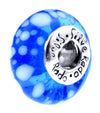 SilveRado Water Spirits Murano Glass Bead, Murano Glass Bead, SilveRado