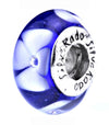 SilveRado Sky Dancer Murano Glass Bead, Murano Glass Bead, SilveRado