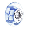 SilveRado Tail Wind Murano Glass Bead, Murano Glass Bead, SilveRado