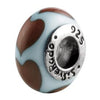 SilveRado Miss Independence Murano Glass Bead, Murano Glass Bead, SilveRado