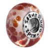 SilveRado Ruby Murano Glass Bead, Murano Glass Bead, SilveRado