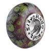 SilveRado Snuggle Pot Murano Glass Bead, Murano Glass Bead, SilveRado